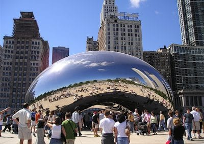 The Bean, Chicago landmark