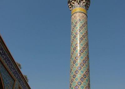 [Shrine of Sayyidah Zaynab, Damascus suburbs]
