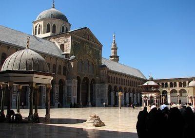 [Umayyad Mosque]