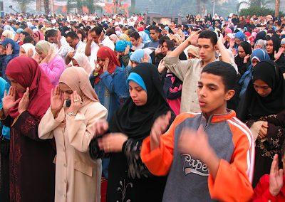 [Post-Ramadan Prayers]